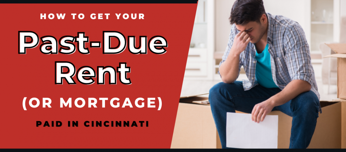 how to get your past due rent paid with cares act funds